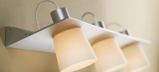 Lighting for modern bathrooms by SANICO