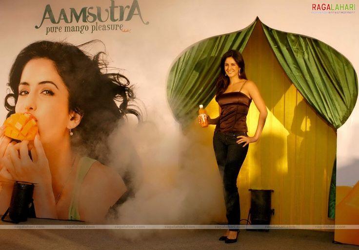 Photos Video Katrina Kaif New Slice Ad Entertainment