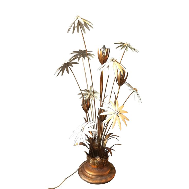 HANS KOGL FLOWER LAMP #Layer