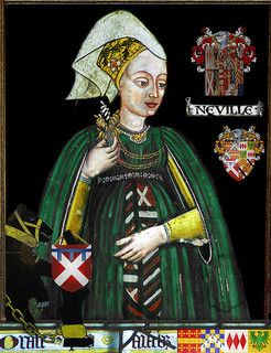 Lady Isabel Neville (5 September 1451 – 22 December 1476) was the elder daughter of Richard Neville, 16th Earl of Warwick (the Kingmaker of the Wars of the Roses), and Anne de Beauchamp, 16th Countess of Warwick. She was the wife of George Plantagenet, 1st Duke of Clarence. She was also the elder sister of Anne Neville, who was Princess of Wales, by her first marriage and Queen consort of England by her second.