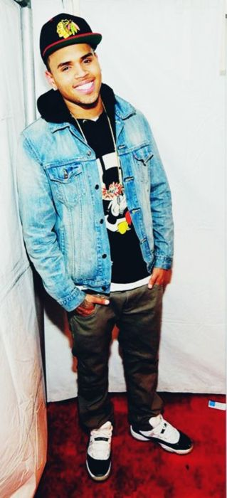 Chris Brown that smile is everything!! New Hip Hop Beats Uploaded EVERY SINGLE DAY  http://www.kidDyno.com
