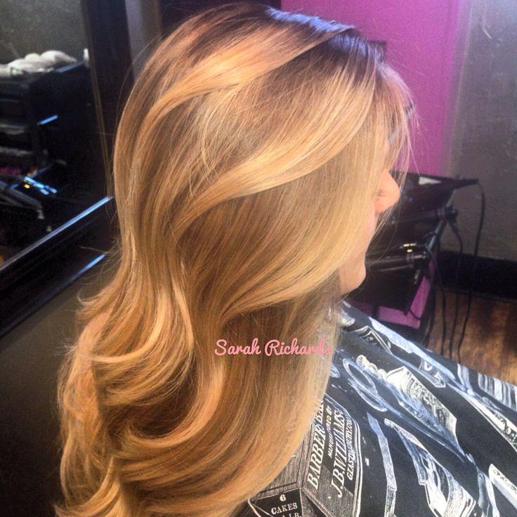Warm Blonde 32
