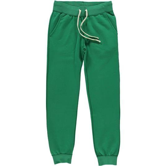 Pantalone felpa Champion con tasche laterali e coulisse a contrasto - € 55,00 | Nico.it ti propone il meglio della collezione Champion - #champion #nicoit #fashion #trousers #fall_musthaves #newarrivals