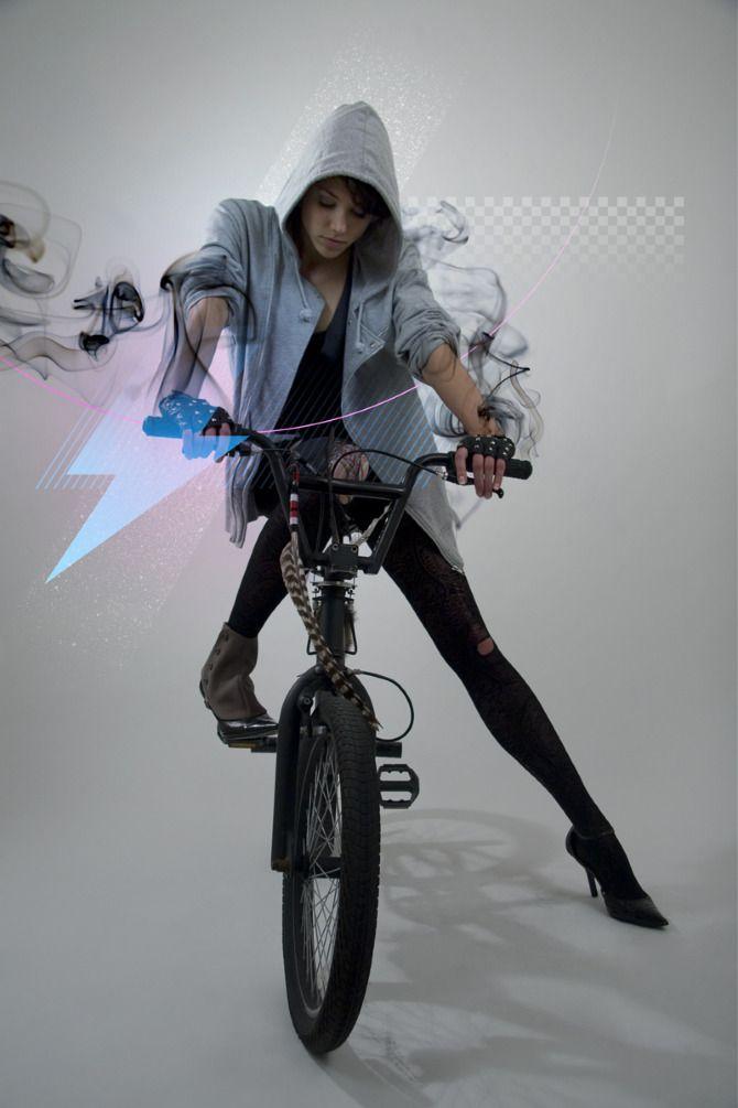 BMX - Halfanese