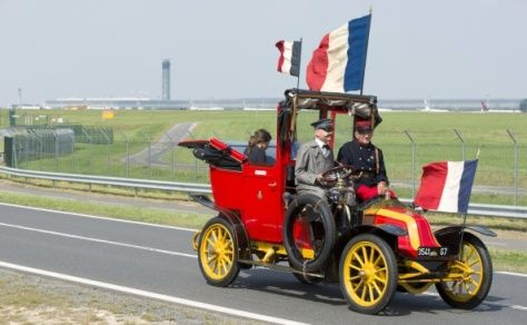 FRANCE-WWI-CENTENARY-TAXIS-MARNE
