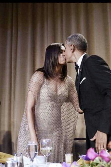 Last Anniversary In the White House 2016. First Lady Michelle Obama and President Barack Obama