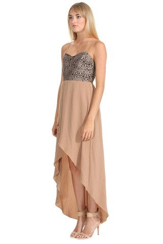 Flower Safari Dress