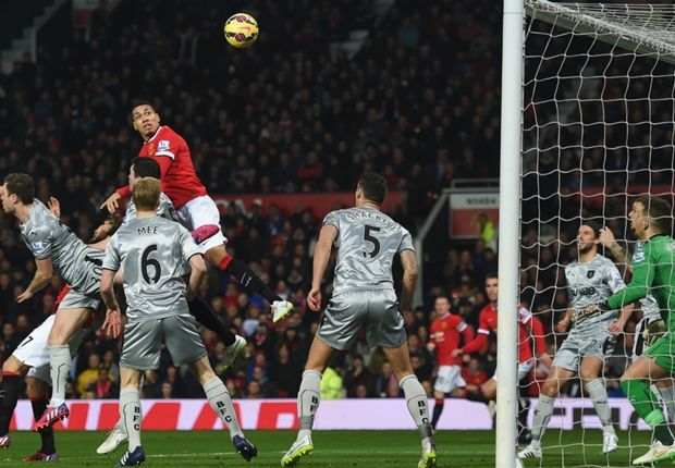 Smalling: Man Utd letting ourselves down