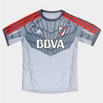 Camiseta de Arquero adidas River Plate Oficial 2016 Infantil - Tienda River