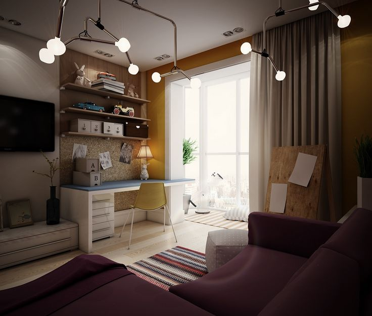 20 best Home Office images on Pinterest Interiors, Home office - home offices im industriellen stil