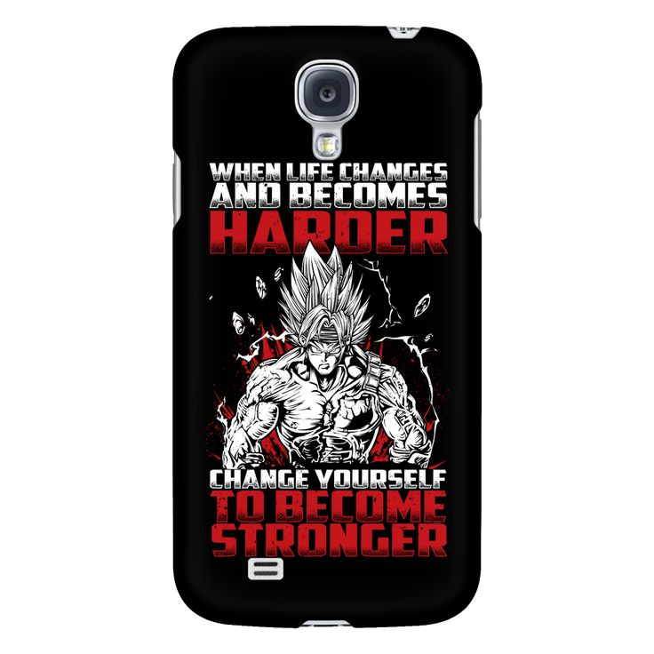 Super Saiyan Bardock become stronger Android Phone Case - TL00474AD