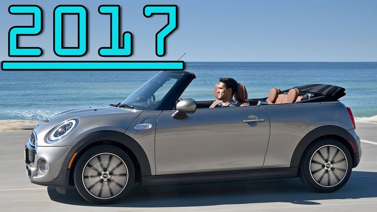 ►2016 Mini Cooper S Convertible Small Car Segment First Drive Review