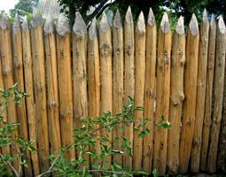 stockade fence  | Stockade Fence | Any Type Of Fence Designs