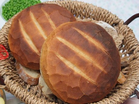 Ancient Roman Bread