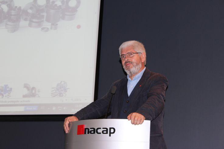 Director Académico de INACAP Concepción-Talcahuno, Ernesto Paredes