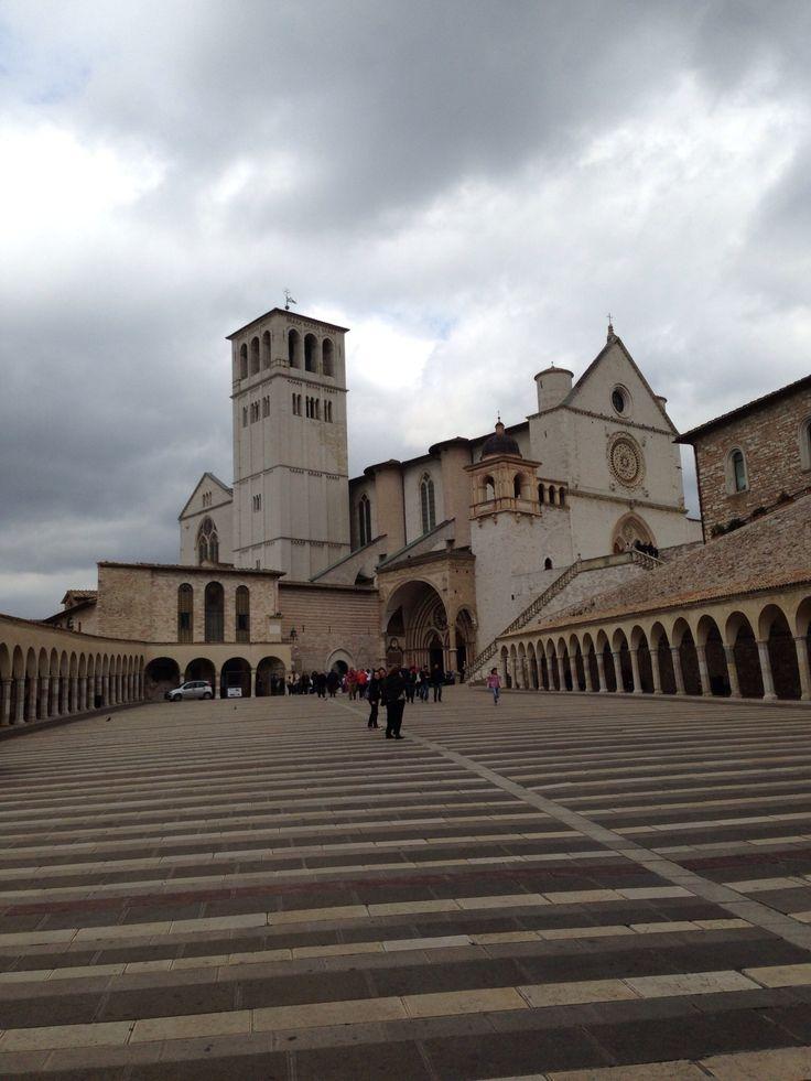 Assisi - Basilica San Francesco