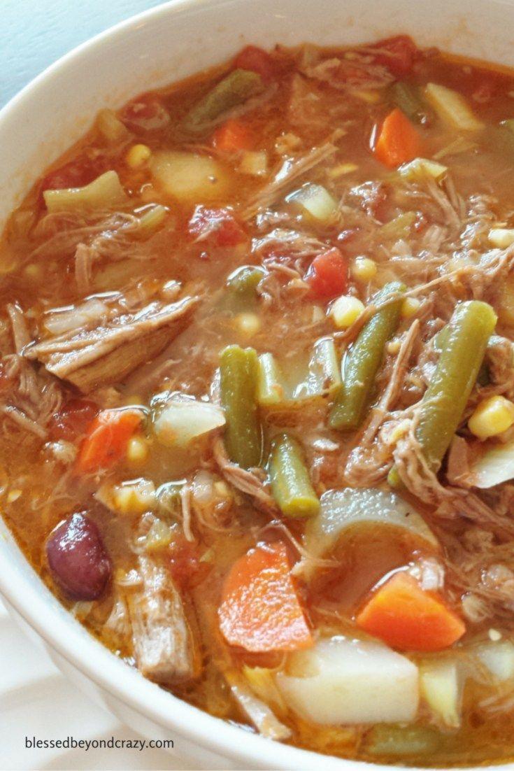Best 25+ Vegetable beef soups ideas on Pinterest ...