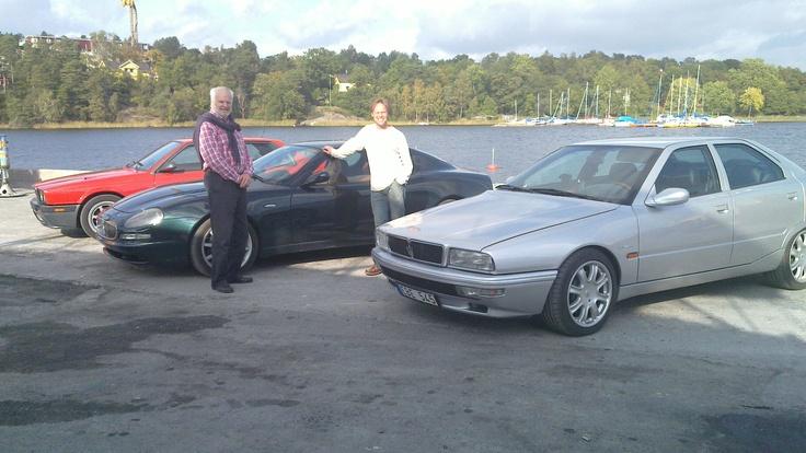 Maserati Quattroporte Evo V8