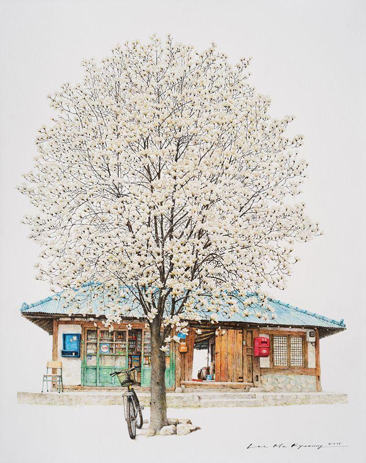 2-봄날가게(백목련)