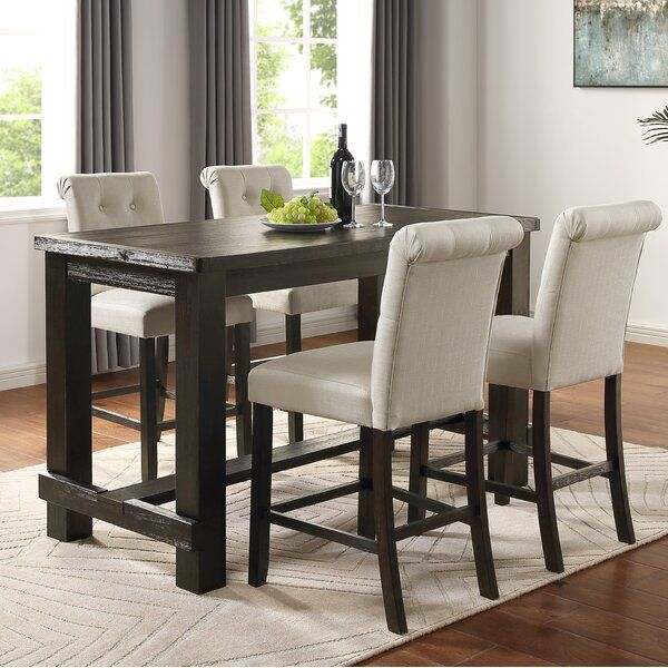 Counter Height Dining Room Tables, High Top Dining Room Table