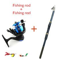 New Lure Fishing Reels Spinning Reel Fish Tackle Rods Fishing Rod And Reel FRP Rod Ocean Rock (Lure As Free Gift )  $US $15.80 & FREE Shipping //   http://fishinglobby.com/new-lure-fishing-reels-spinning-reel-fish-tackle-rods-fishing-rod-and-reel-frp-rod-ocean-rock-lure-as-free-gift/    #fishingrods