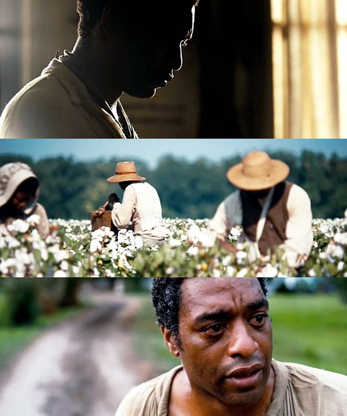 12 Years a Slave - Steve McQueen (another beautiful and tragic movie. officially have seen all of McQueen's movies)