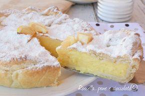 Crostata alla Crema di limoni e Pasta Sfoglia