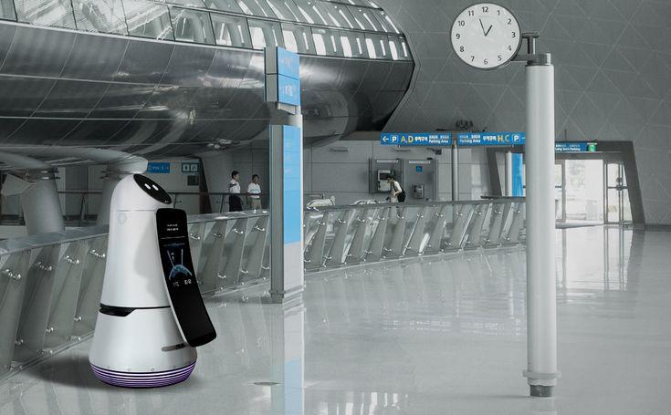 Los robots industriales y de consumo de LG chatean, limpian y cortan el césped, descúbrelo en café y cabaret. Esta semana en el CES® 2017 en Las Vegas, LG Electronics (LG) presentará una nueva línea de robots inteligentes como parte de las innovaciones de la compañía en inteligencia artificial y desarrollos en el ecosistema de...