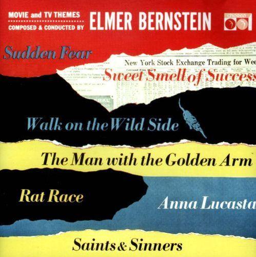 Elmer Bernstein: Movie and TV Themes [LP] - Vinyl