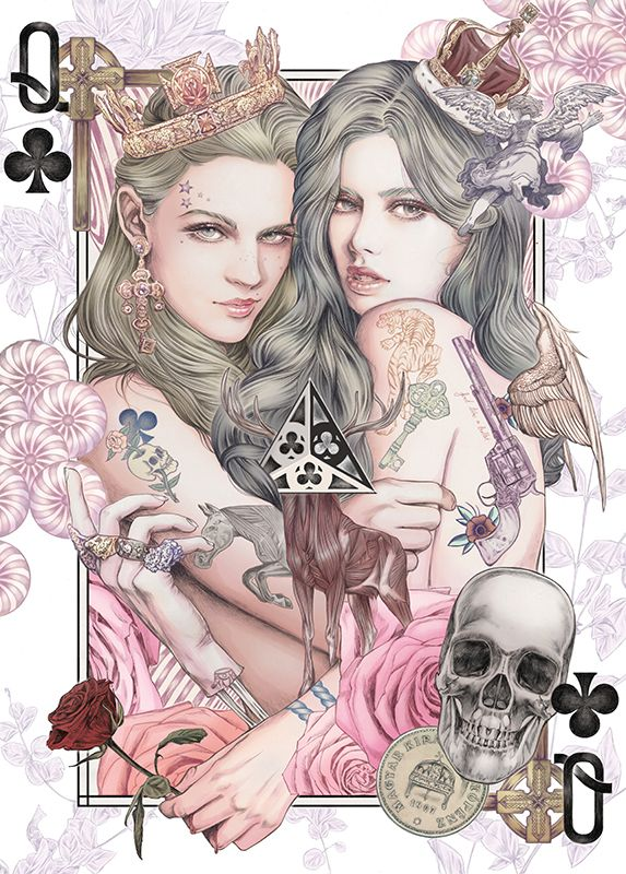 Wonderful Illustrations by Ise Ananphada
