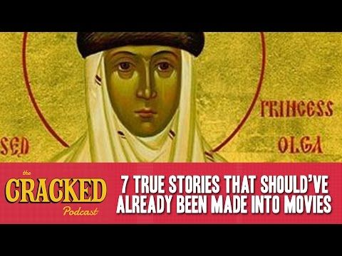 7 True Stories That Should've Already Been Made Into Movies - The Cracked Podcast - YouTube