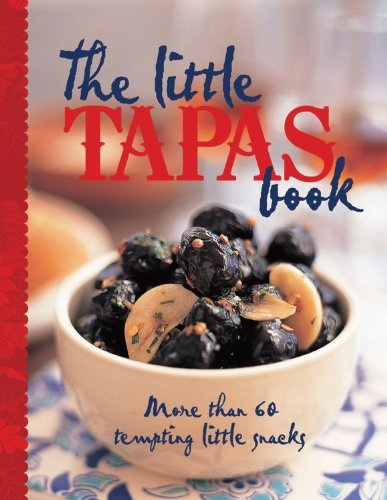More than 60 recipes to choose from, inspired by Spanish cuisine and many others, this little book of tempting goodies will keep the tradition alive and well.