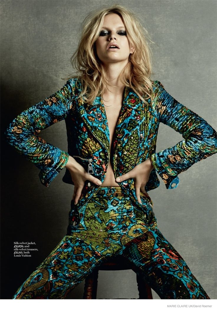 nadine-leopold-70s-style-editorial01 NADINE LEOPOLD IS A 70S DREAM IN FASHION STORY FOR MARIE CLAIRE UK