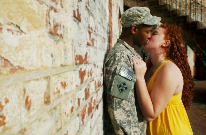 © DeAnna Barbour Photography -- More ARMY love.