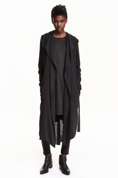 long jacket / coat http://www2.hm.com/pt_pt/productpage.0300890001.html