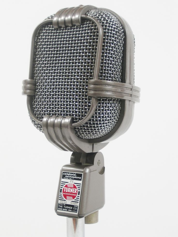 Turner amateur hl6 mic