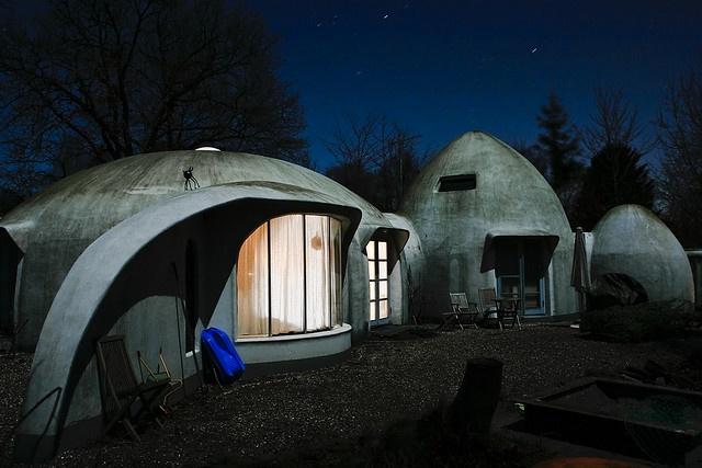 fabulous futuristic home