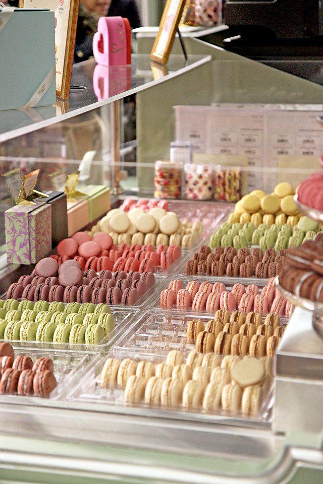Ladurée Pop-Up at Bloomingdales - York Avenue