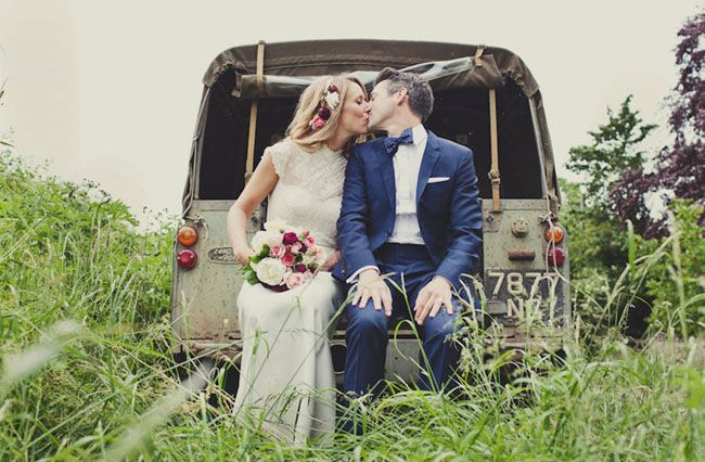 Festival Inspired Backyard Wedding: Lucy + Graham   Green Wedding Shoes Wedding Blog   Wedding Trends for Stylish + Creative Brides