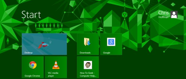 6 ways to customize windows 8 start screen, really helpful!