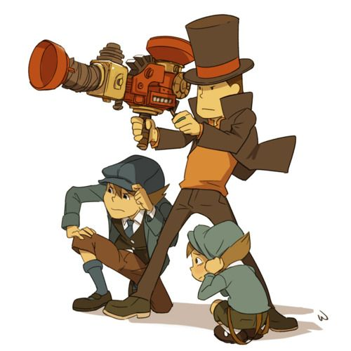 Professor Hershel Layton | Death is so terribly final, while life is full of possibilities.