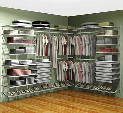 NavegaçãoO que são aramados?Por que utilizar aramados para closet?Tipos de aramados para closetOnde encontrar aramados para closet?Aprenda a usar aramados para closet Ter um closet no quarto pode ser bastante útil, seja para economizar espaço, para organizar roupas e sapatos ou para ter um espaço dos sonhos para se arrumar. Entretanto, seja pela falta de …