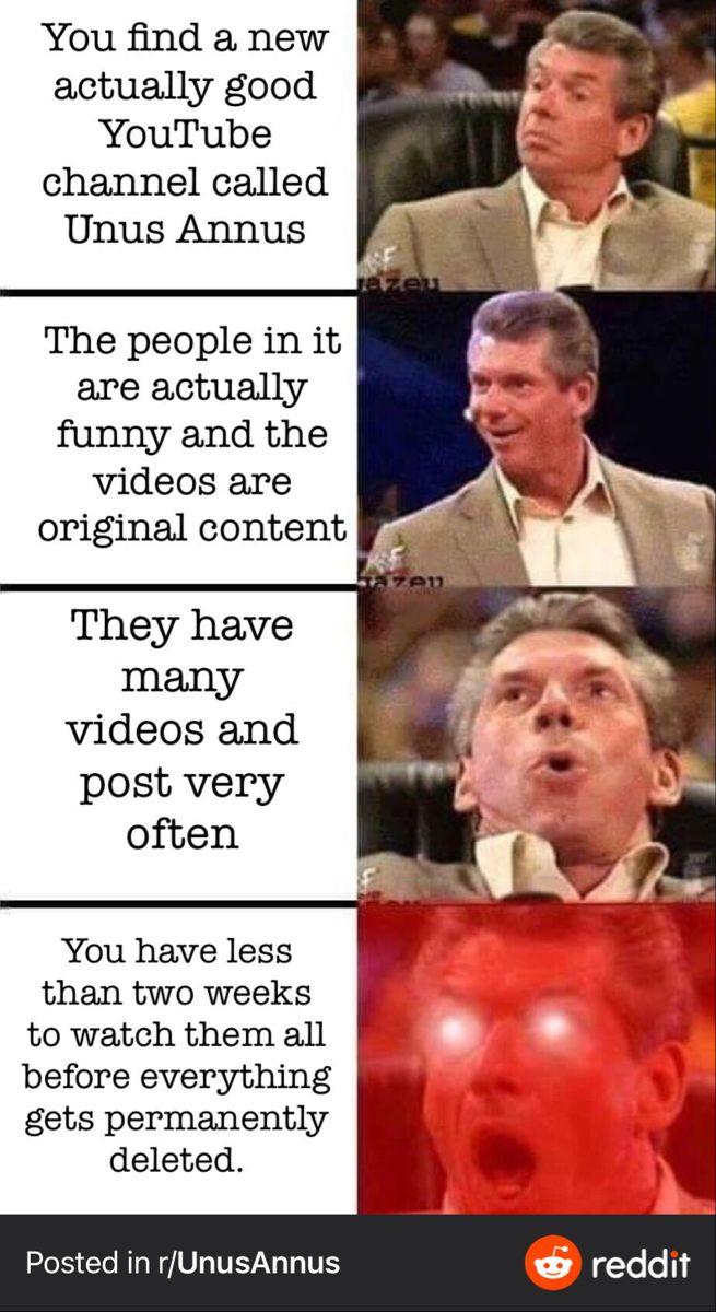 Unus Annus Meme Memes Funny Sports Memes Epic Games