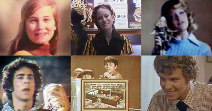 10 vintage TV commercials featuring the Brady kids