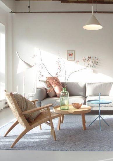 Style Atylia.com : Salon Scandinave Design