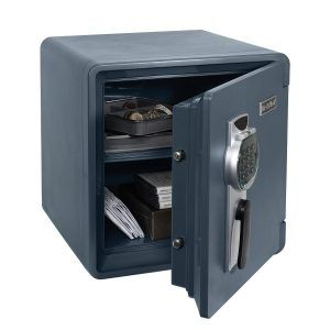 First Alert Cubic-ft Waterproof Fire Safe With Digital Lock
