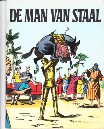 Archie-de-Man-van-Staal WAUW, ik ken dat ook en weet niet eens meer ....waarvan?????