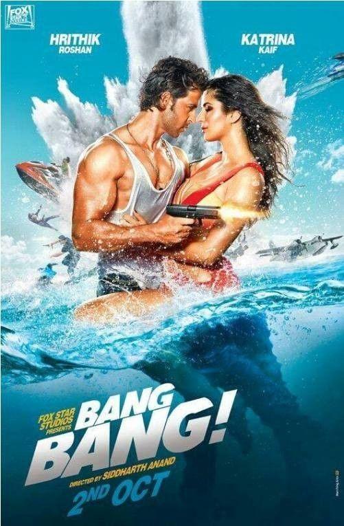 Bang Bang Movie 2014