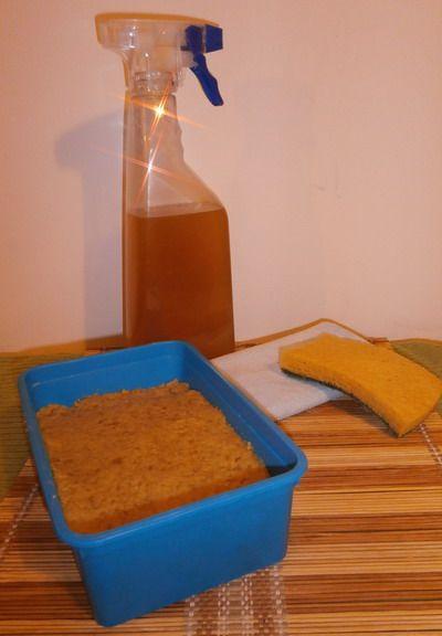 domowy cytrynowy środek czyszczący