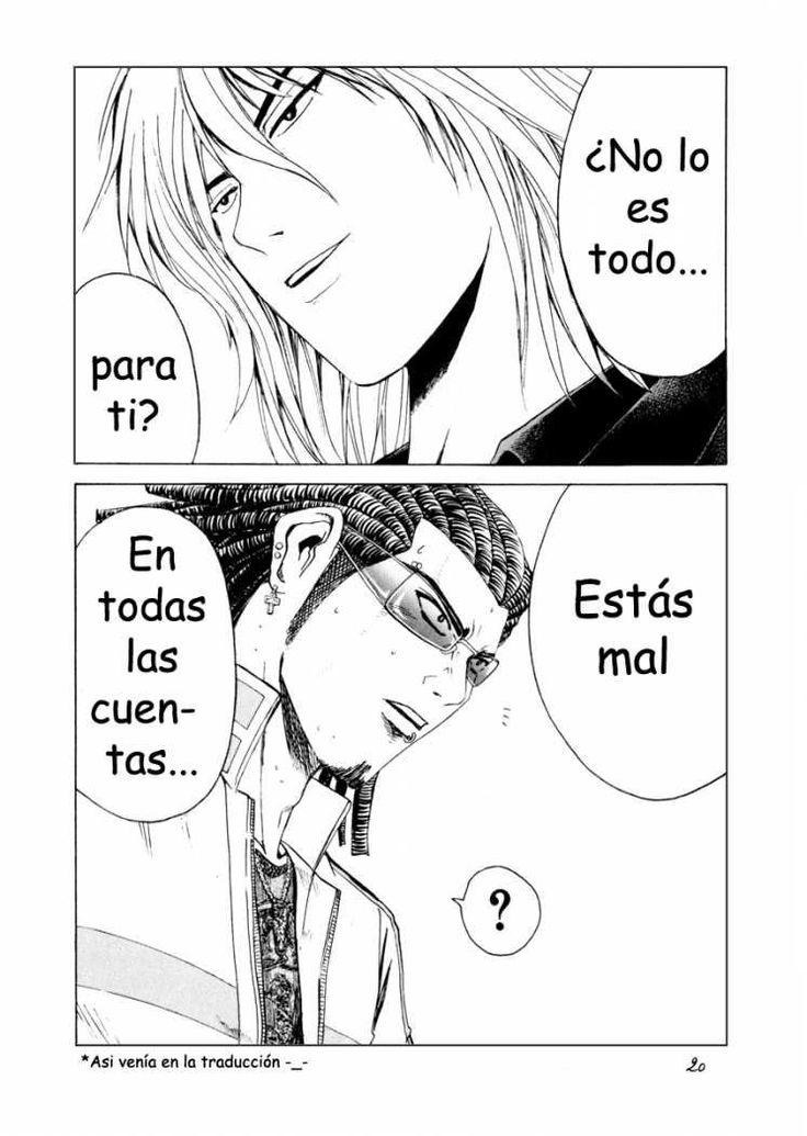 Kamen Teacher manga capitulos 21 en Español Página 18